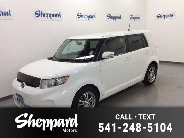 Photo 2012 Scion xB 5dr Wgn Man (Natl) - $8499 (Eugene)