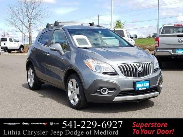 Photo 2015 Buick Encore AWD 4dr Convenience - $16998 (2015 Buick Encore AWD 4dr Convenience)