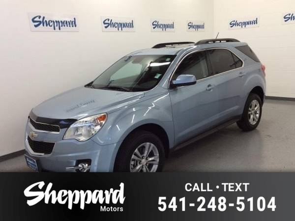 Photo 2015 Chevrolet Equinox AWD 4dr LT w2LT - $13,999 (Eugene)
