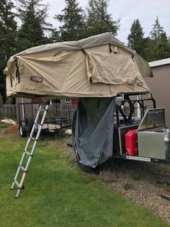Photo 2018 Off Road Tent Trailer - $12,500 (FLORENCE)