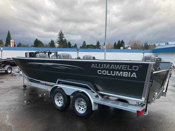 Photo 2021 2339 Alumaweld Columbia - $59,086 (OPEN BOAT TO RULE THEM ALL)