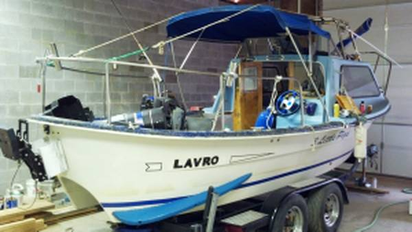Photo 21 Ft Lavro Sea Dory for Sale - $6,000 (Gold Beach)