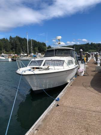 Photo 28 ft boat - $10,000 (Winchester bay)