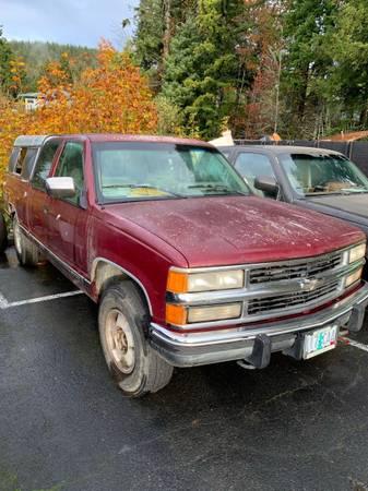 Photo 96 Chevy Silverado - $650 (Newport)