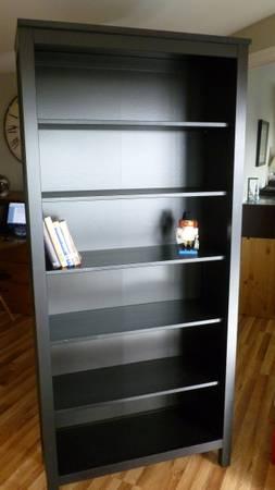 Photo Beautiful Solid Pine Bookshelf Ikea Hemnes - $195 (Newport)