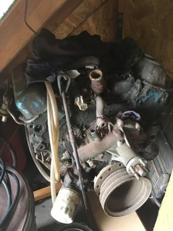 Photo Buick 231 3.8 evenfire engine - $400