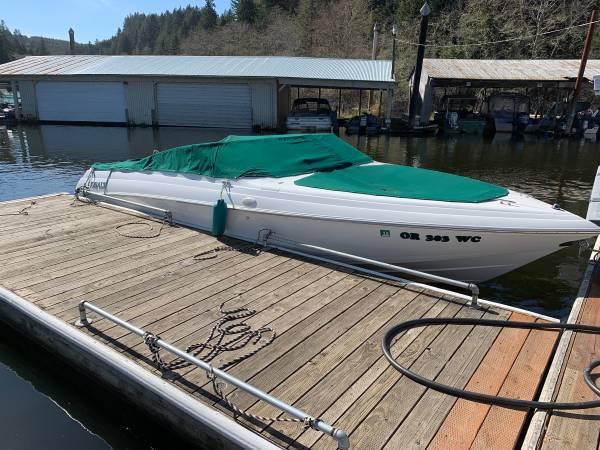 Photo Cobalt ski boat- fast - $7000 (Lakeside)