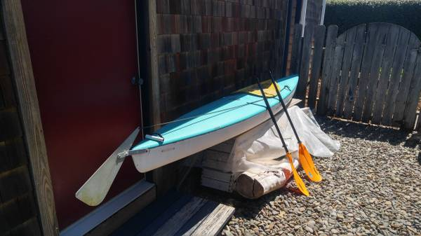 Photo Easy Rider Dolphin kayak - $500 (Lincoln city)