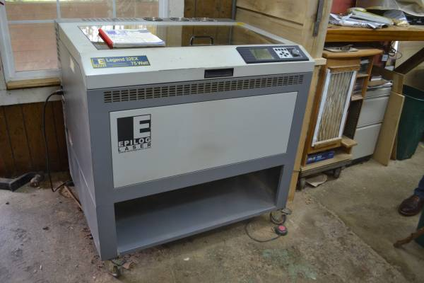 Photo Epilog Legend 32EX Laser Engraving Machine (Bandon)