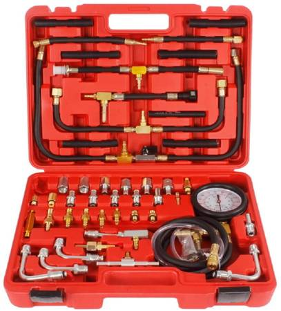 Photo Fuel Injection Test Set - $245 (Florence)