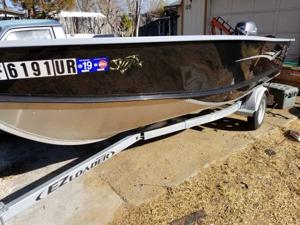 Photo Guide g3 boat - $5000 (Montague)
