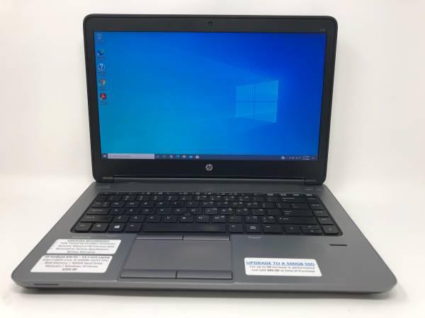 Photo HP ProBook 640 G1 - 14.1-inch Laptop Windows 10 Home - $225 (Keizer)