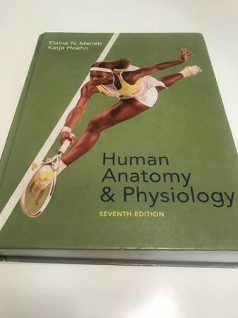 Photo Human Anatomy and Physiology - $10 (Eugene)