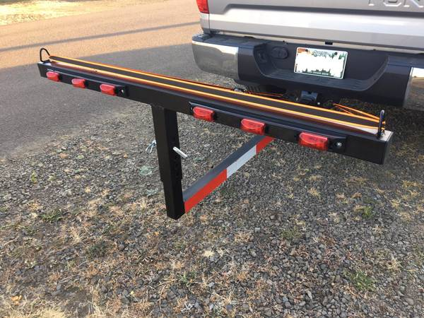 Photo Pickup Truck Bed Load Extender - $160 (Waldport)