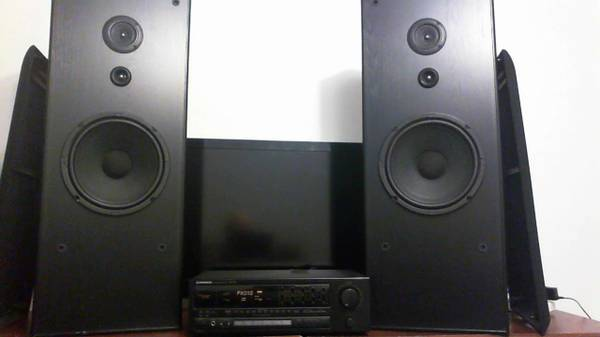 Photo Pioneer Home Stereo - $100 (Northbend)