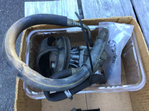 Photo Power Steering Pump - VW 1986 Vanagon - Westfalia - $75 (Dunes City, Florence)