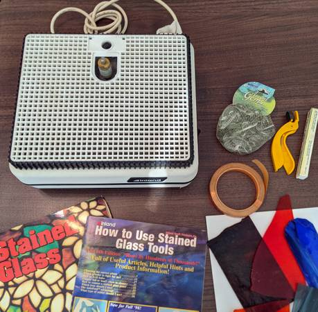 Photo Stained Glass Starter Kit - $300 (Florence)