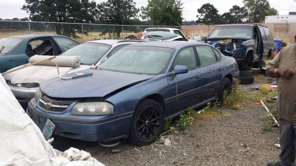 Photo $$$$ cash 4 junk vehicles $$$$ - $75 (Newport Lincoln City Toledo siletz Waldport)