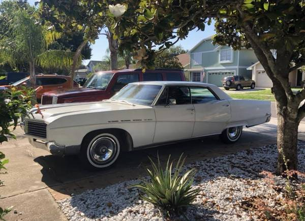 Photo 1967 Buick Electra 225 RUNNING - $5000 (Gotha)