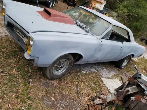 Photo 1967 PONTIAC GTO PROJECT REAL 242 CAR TRADE - $5,500 (BROOKSVILLE)