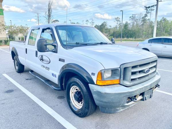 Photo 2002 Ford F-250 Super Duty XL V10 - $3800 (East Orlando)
