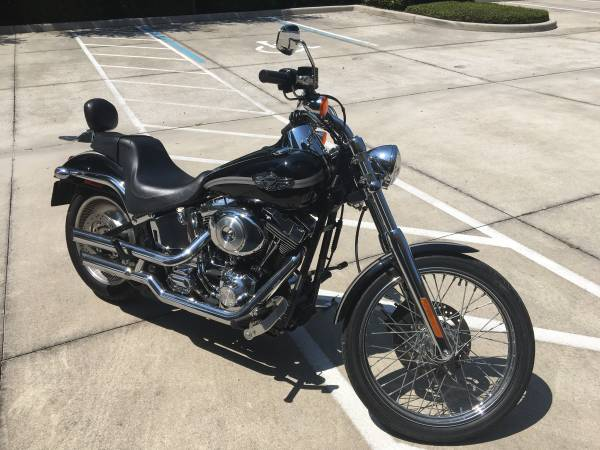 Photo 2003 Harley Davidson Deuce Anniversary Edition - $7,500 (College Park)