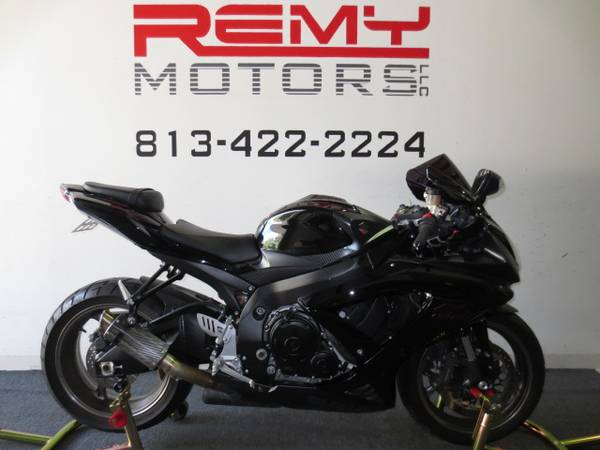 Photo 2009 Suzuki GSXR 750 Low Miles FINANCING Available - $6,599 (Riverview)