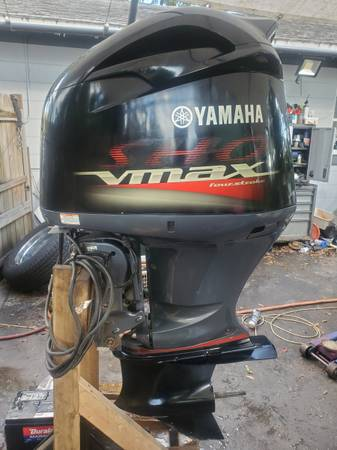 Photo 2012 YAMAHA VF225LA SHO V-MAX FOUR STROKE  20 INCH SHAFT. MUST SEE - $8,800 (ORLANDO)