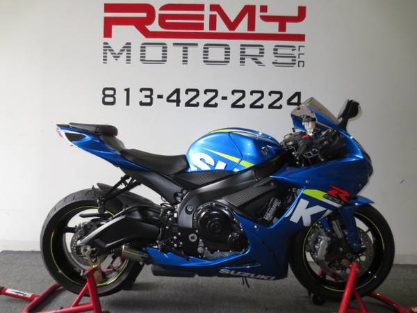 Photo 2015 Suzuki GSXR 600 Low Miles FINANCING Available - $7,855 (Riverview)