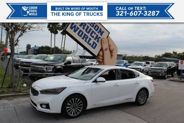 Photo 2017 Kia CADENZA Premium - $22,995 (_Kia_ _CADENZA_ _Sedan_)