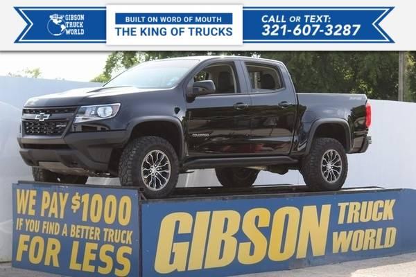 Photo 2019 Chevrolet Colorado ZR2 - $35995 (_Chevrolet_ _Colorado_ _Truck_)