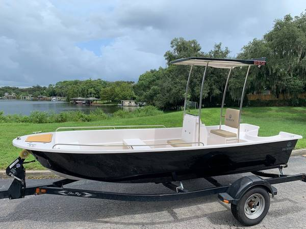 Photo 2020 SEC BOAT 160F BUILD TO SUIT BRAND NEW 17 FT CENTER CONSOLE - $9,875 (ORLANDOCOLLEGE PARK)