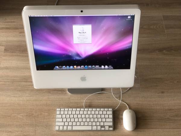 Photo 20 Apple iMac G5 Desktop PC A1145 - $180 (Eustis)