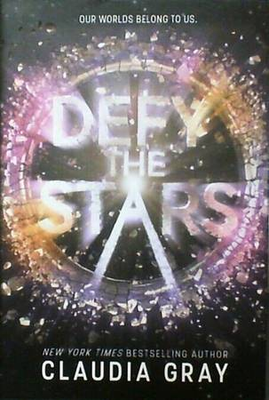 Photo 20 New Signed Young Adult HC Books DEFY The STARS by Claudia Gray - $25 (Kissimmee)