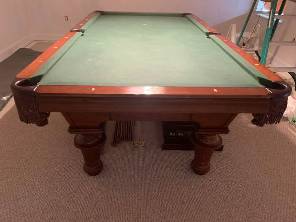 Photo 25 Pool Tables for sale - various prices - $1 (Longwood)