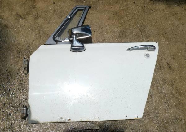 Photo 2, MG MIDGET Left  Right FRONT DOORS WITH DOOR PANELS - $110 (ORLANDO)
