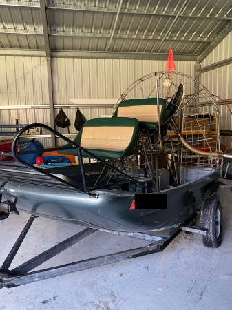 Photo AIRBOAT for sale - $8000