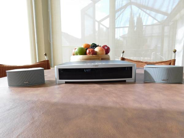 Photo BOSE PS 123 HOME AUDIO SYSTEM - $175 (The Villages, Florida)