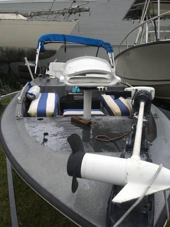 Photo Bass tracker 17 39 6quot - $2,500 (Port Orange)