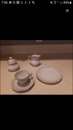 Photo China tea set (Oviedo)