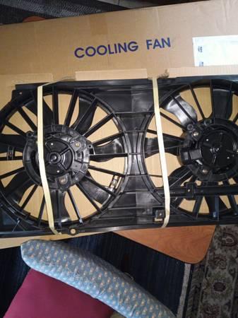 Photo Cooling Fan (2000-2005 Buick Century) - $75 (Orlando)