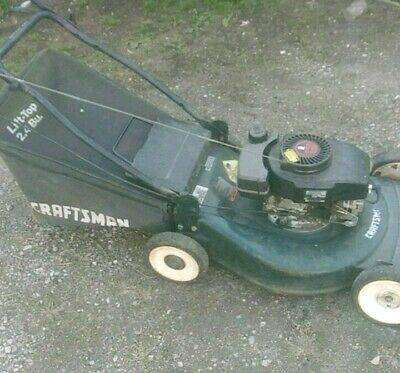 Photo Free Lawn mower. Works but makes noises