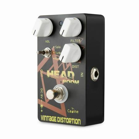 Photo Head Room Vintage Distortion Pedal - $25 (altamonte springs)