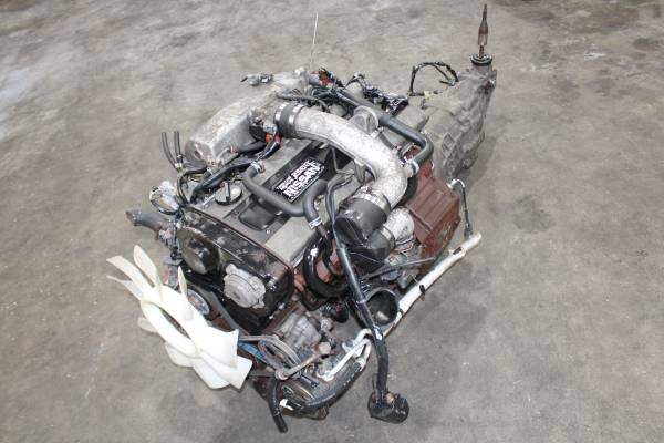JDM NISSAN SKYLINE RB25DET RWD ENGINE 2.5L TURBO ECU NEO VVL RB25 - $3,700 (JDM Tier1 Engines)