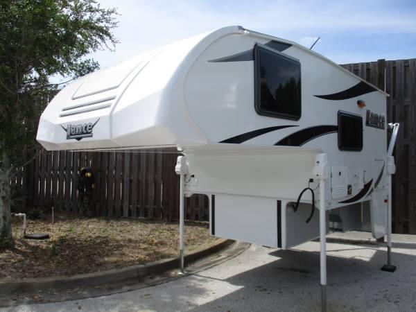 Lance 650 Truck Camper-Like New!!! - $20950 (winter garden ...