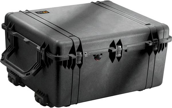 Photo Large Pelican Case wheeled  new foam - $200 (East Orlando)