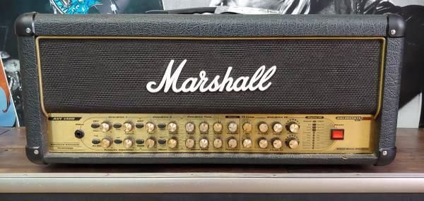 Photo MARSHALL - AVT150H Amp Head (USED) - $350 (Orlando)