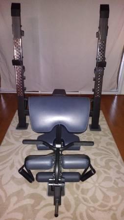 Photo Olympic Bench-Iron Grip -IGS-8861 - $200 (Oviedo)