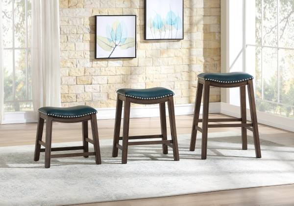 Photo Ordway counter and pub height stools in 4 color options - $70 (Clermont)