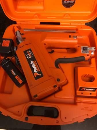 Photo Paslode cordless framing nail gun 30 degree - $200 (Oviedo)